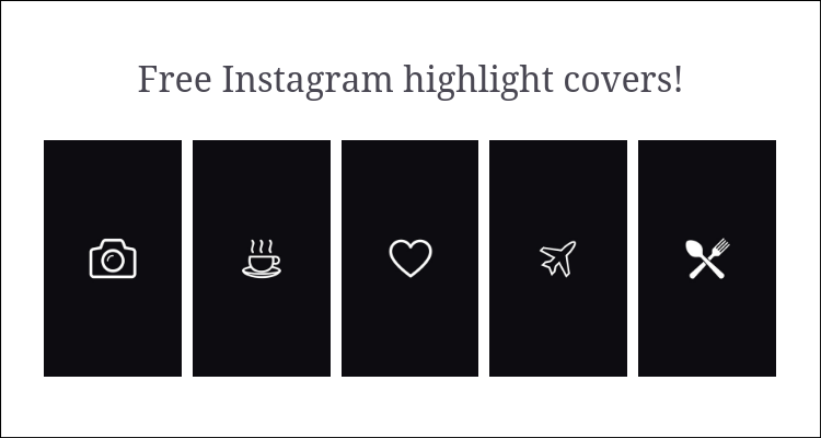 Mama Bear Communications - free Instagram highlight covers
